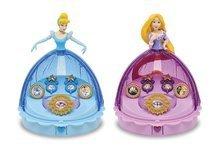 Suport bijuterii Prinţesele Smoby Frumoasa din pădurea adormită/Cenuşăreasa/Rapunzel