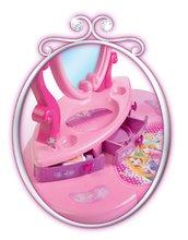 Kozmetický stolík pre deti - Kozmetický stolík Disney Princezné Smoby s otváracou zásuvkou a 5 doplnkami_2