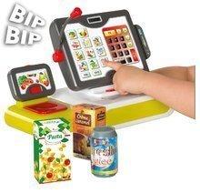 Obchody pre deti - Pokladňa Smoby elektronická s dotykovou obrazovkou s 25 doplnkami_0