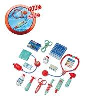 Staré položky - Medical elektronický lékařský vozík Smoby s 15 doplňky_1