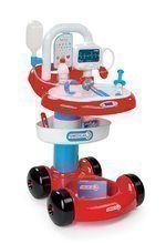 Zdravniški voziček Smoby z infuzijo in 7 dodatki