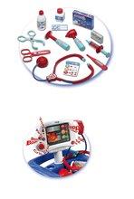 Produse vechi - Cărucior medical Medical Smoby electronic cu 12 accesorii_1