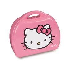 Egyszerű játékkonyhák - Játékkonyha Hello Kitty Mini Cuisine Smoby kofferban 20 kiegészítővel világos rózsaszín_2