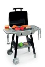 Detská dielňa sety - Set pracovná dielňa Black+Decker Smoby s vŕtačkou a kuchynka Barbecue Grill na kolieskach_9