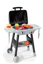 Detská dielňa sety - Set pracovná dielňa Black+Decker Smoby s vŕtačkou a kuchynka Barbecue Grill na kolieskach_4