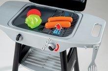 Detská dielňa sety - Set pracovná dielňa Black+Decker Smoby s vŕtačkou a kuchynka Barbecue Grill na kolieskach_5