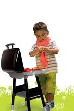 Detská dielňa sety - Set pracovná dielňa Black+Decker Smoby s vŕtačkou a kuchynka Barbecue Grill na kolieskach_6