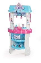 Kuchynky pre deti sety - Set kuchynka Frozen Smoby s trblietkami a čajová súprava Frozen na tácke_0