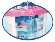 Kuchynky pre deti sety - Set kuchynka Frozen Smoby s trblietkami a čajová súprava Frozen na tácke_5