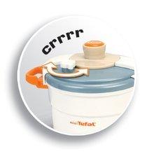 Spotrebiče do kuchynky - Tlakový hrniec Mini Tefal Smoby s mechanickým zvukom bielo-oranžový_0