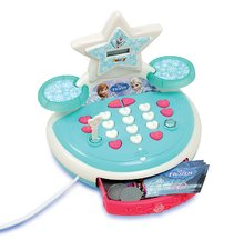 Obchody pre deti - Pokladňa Frozen Smoby mechanická s doplnkami_0
