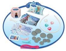 Obchody pre deti - Pokladňa Frozen Smoby mechanická s doplnkami_1
