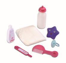 Staré položky - Vanička Baby Nurse Smoby na kúpanie bábiky (42 cm) +8 doplnkov_0