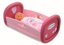 Kolíska pre bábiku 42 cm Baby Nurse Smoby od 18 mesiacov