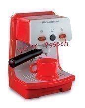 SMOBY 24802 Kávovar Rowenta Espresso červené so zvukom a svetlom, 11*11*18 cm