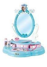 Kozmetický stolík pre deti - Kozmetický stolík Frozen 2v1 Smoby so stoličkou a 10 doplnkami_1