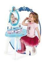 Kozmetický stolík pre deti - Kozmetický stolík Frozen 2v1 Smoby so stoličkou a 10 doplnkami_2