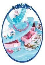 Kozmetický stolík pre deti - Kozmetický stolík Frozen 2v1 Smoby so stoličkou a 10 doplnkami_4