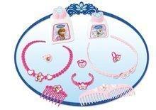 Kozmetický stolík pre deti - Kozmetický stolík Frozen 2v1 Smoby so stoličkou a 10 doplnkami_5