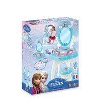 Kozmetický stolík pre deti - Kozmetický stolík Frozen 2v1 Smoby so stoličkou a 10 doplnkami_6