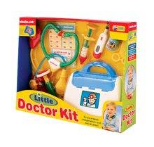Lekárské vozíky pre deti - Set pre lekára Activity Little Doktor Kit Kiddieland _0