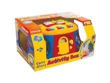 Hračky zvukové - Didaktická krabice Activity Kiddieland se světlem a zvukem od 12 měsíců_1