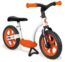 Balančné odrážadlo Learning Bike Smoby od 2 rokov čierno-oranžové