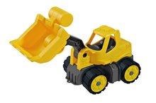 Nakladač pro děti Power BIG pracovní stroj délka 23 cm od 2 let žlutý