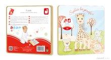 Puzzle pre najmenších - Puzzle vkladačka Sophie The Giraffe Janod od 12 mes_0
