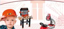 Trenažér pre deti - Elektronický trenažér V8 Cars Ice Driver Smoby so zvukom a svetlom_15