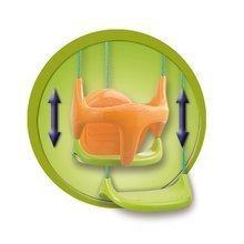 Dětské houpačky - Houpačka Bebe 2v1 Smoby s ohrádkou od 18 měsíců_1