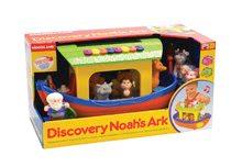 Zenélő bébijátékok - Noé bárkája Activity Kiddieland állatkákkal és hangokkal 12 hó-tól_2
