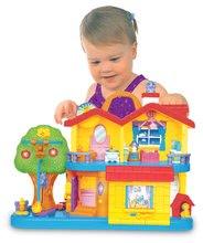 Hračky zvukové - Hrací dům Activity Sweet home Kiddieland s hlasy a melodiemi od 12 měsíců_0