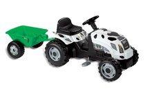 Otroška vozila na pedala - 033352 a smoby traktor
