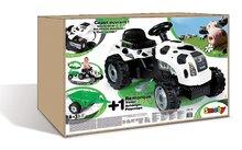 Otroška vozila na pedala - 033352 e smoby traktor