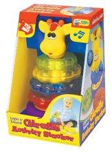 Hračky zvukové - Zábavná žirafa Activity Kiddieland se zvuky a světlem od 12 měsíců_1
