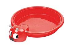 Nisipare pentru copii - Nisipar Buburuză Starplast cu capac volum 60 litri de la 24 luni_0