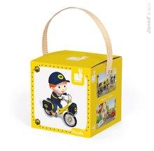 Janod 02766 2 x Lovely Puzzle Matúšov bicykel 24-36 dielov od 3 rokov