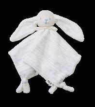 Zajačik na maznanie Classic Melange toTs-smarTrike 100% jersey bavlna pre najmenších modrý