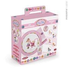 Detská súprava riadu Birthday Set P'tite Fille Pazapa na narodeniny od 3 rokov