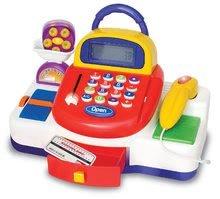 Detská pokladňa Activity Kiddieland elektronická so zvukovými a svetelnými efektmi od 18 mesiacov