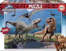 Puzzle Jurassic World Educa 1000 dielov od 12 rokov