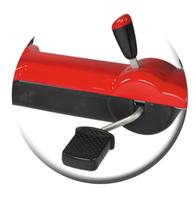 Staré položky - Čtyřkolka Go Kart Maxi Gonflables Smoby s nafukovacími koly_11