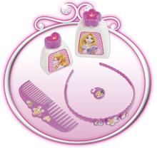 Kozmetické stolíky sety - Set kozmetický stolík Disney Princezné 2v1 Smoby so stoličkou a servírovací vozík s raňajkovou súpravou_14
