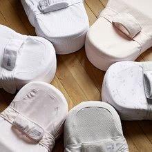 Hračky pre bábätká - Hniezdo na spanie Cocoonababy® Red Castle pre bábätká s doplnkami biele od 0 mesiacov_10