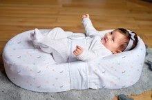 Hračky pre bábätká - Hniezdo na spanie Cocoonababy® pre bábätká Red Castle Happy Fox 0-4 mesiacov s veselou líškou (s doplnkami)_0