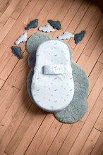 Hračky pre bábätká - Hniezdo na spanie Cocoonababy® pre bábätká Red Castle Happy Fox 0-4 mesiacov s veselou líškou (s doplnkami)_2