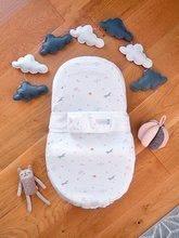 Hračky pre bábätká - Hniezdo na spanie Cocoonababy® pre bábätká Red Castle Happy Fox 0-4 mesiacov s veselou líškou (s doplnkami)_3