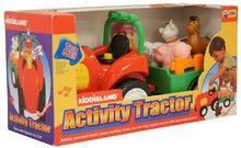 Hračky zvukové - Traktor Activity Kiddieland so zvieratkami a zvukom od 12 mes_1