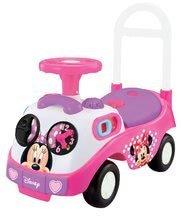 Odrážadlá so zvukom - Odrážadlo Disney Minnie Kiddieland elektronické so svetlom a zvukom ružové od 12 mes_2